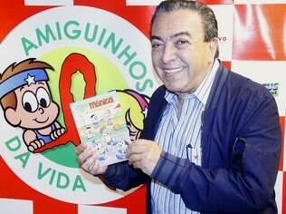 Turma da Mônica ganha dois integrantes soropositivos. Gibis serão distribuídos no Distrito Federal