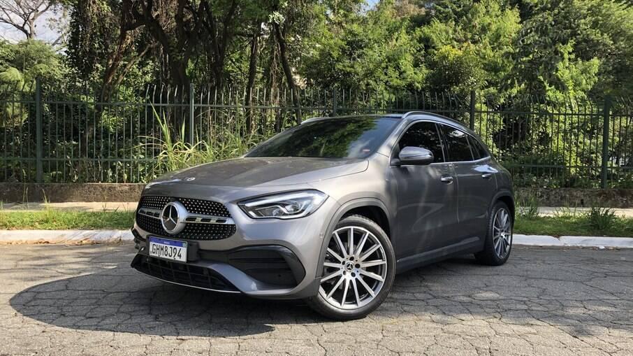 Mercedes-Benz GLA 200 será vendido no Brasil em versão única, no pacote AMG Line