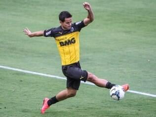Cesinha é o novo reforço do Atlético para a sequência da temporada