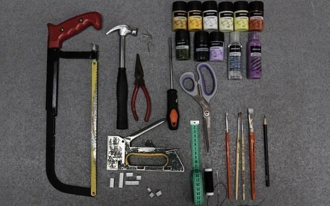 Instrumentos e ferramentas