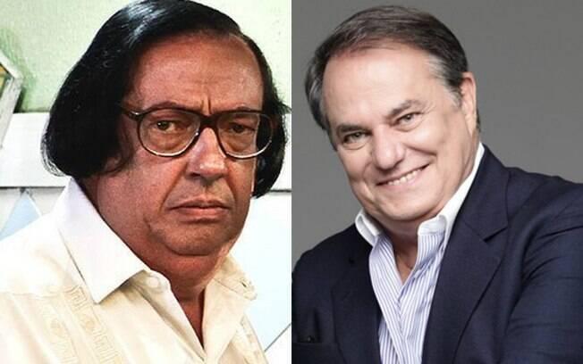 Marcos Oliveira e Ronnie Von