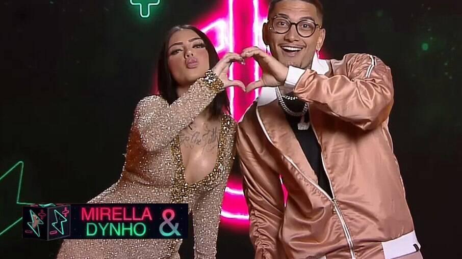 Mirella e Dynho Alves estarão no