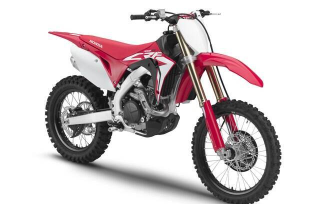 Honda CRF 450RX: Motocicleta de topo, pensada mais para um uso prolongado