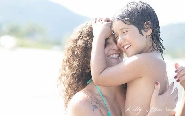 Antes de dar à luz e tornar-se doula, Kalu Gonçalves não sabia que um parto podia ser algo tão prazeroso quanto foi o dela