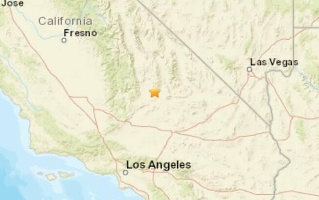 Terremoto atinge o sul da Califórnia
