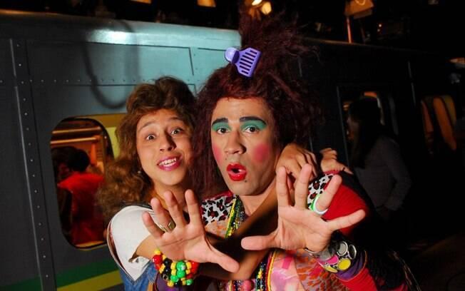 Janete e Valéria, dupla de sucesso do Zorra Total