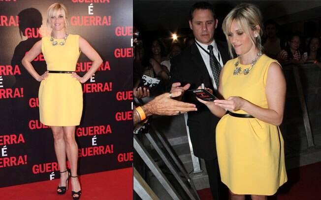 Reese Witherspoon na pré-estreia de