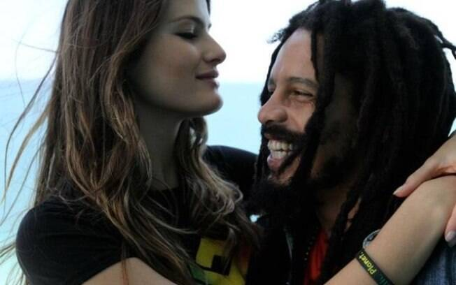Isabeli Fontana e Rohan Maley: clima de romance