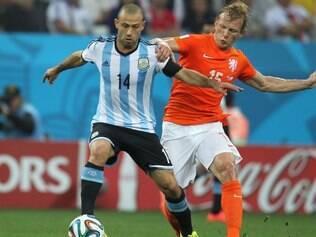 Holanda e Argentina buscam uma vaga na grande final da Copa do Mundo