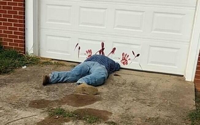 No estado americano do Tennessee, o telefone policial não para de tocar por causa de uma brincadeira de Halloween