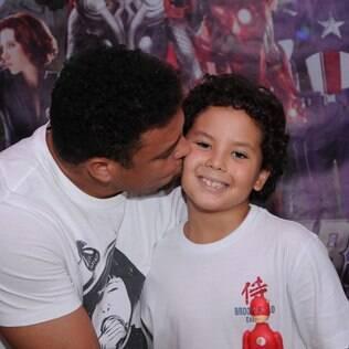 Ronaldo e Alex