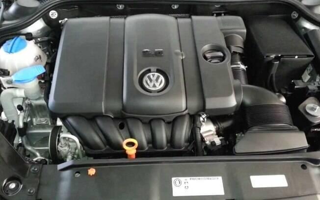 O motor 2.5 de cinco cilindros do antigo Jetta era potente, mas a manutenção é complicada