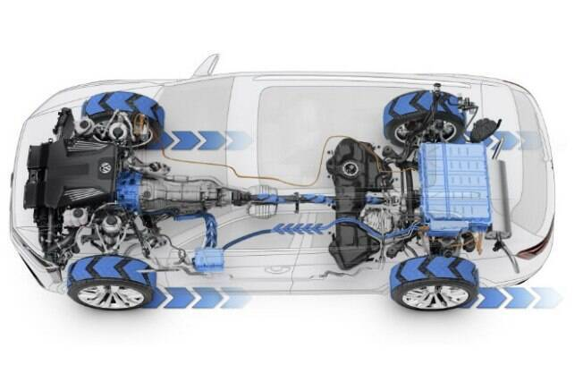 A tecnologia proporciona meios alternativos de reutilizar energias descartáveis em carros somente à combustão