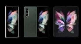 Samsung divulga trailer dos celulares dobráveis
