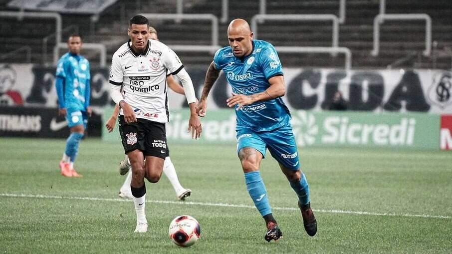 São Bento tem duelo direto contra o Santos no Paulistão