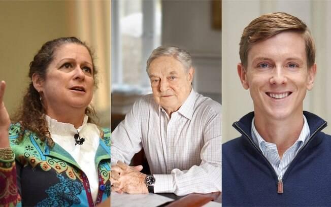 Abigail Disney, George Soros e Chris Hughes são alguns dos bilionários que defendem a taxação dos mais ricos