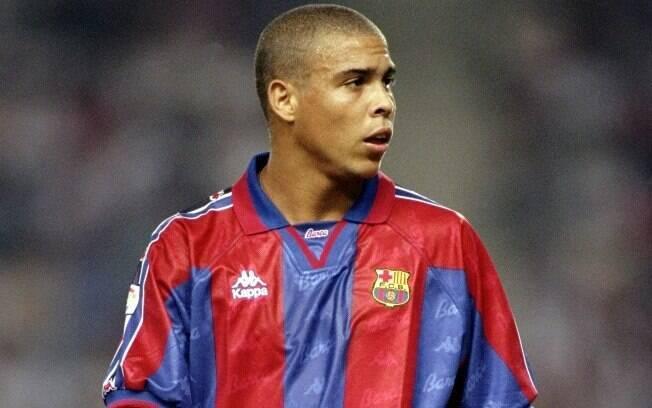 Ronaldo no Barcelona