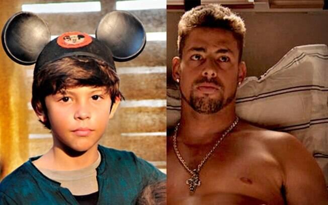 Batata cresce e vira Jorge. Fã do pai postiço, Tufão, ele torna-se jogador de futebol