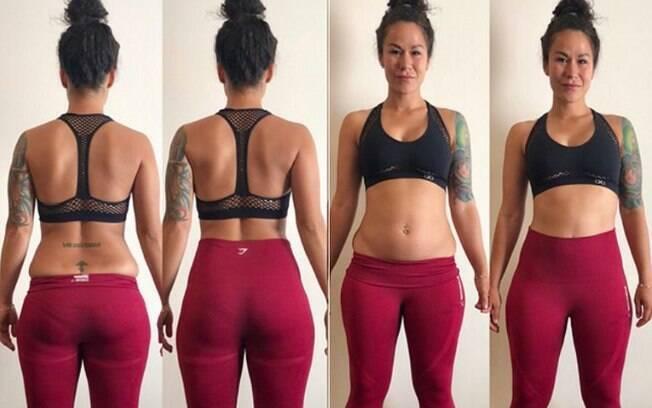 Sia Cooper mostra como o jeito que se usa uma calça legging faz diferença