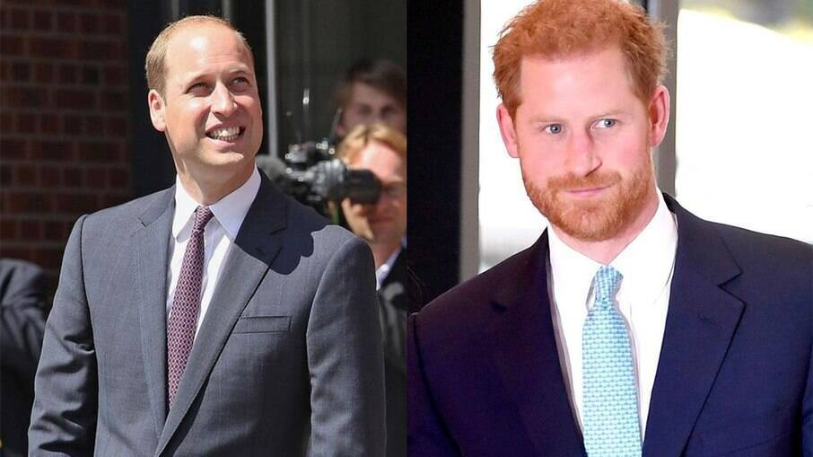William e Harry vão se encontrar em homenagem a Diana