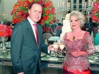 Bodas: Neuza e Ivan Bressane em seus 60 anos de casamento, uma instituição social raranos dias atuais