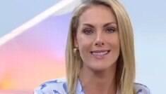 """Ana Hickmann volta a programa após ataque: """"Comemorar a vida"""""""