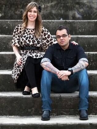 Nãna Shara e Cláudio Brinco: casal aconselha jovens em seus ministérios sobre a importância do relacionamento em santidade