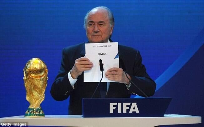 Copa 2022 será no Catar, que teria pagado uma fortuna por isso