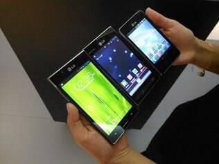 Vendas de smartphones aumentaram em 2011, impulsionando venda de conexões 3G