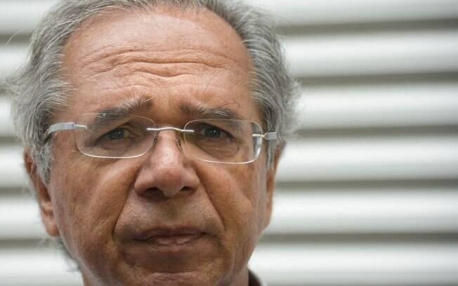 Paulo Guedes, homem forte do governo Bolsonaro