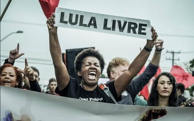 Lula se diz preocupado com o futuro dos brasileiros no governo Bolsonaro