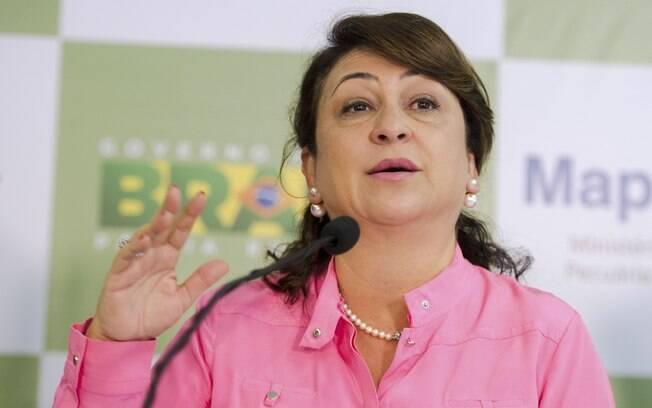 Senadora Kátia Abreu é diagnosticada com Covid-19