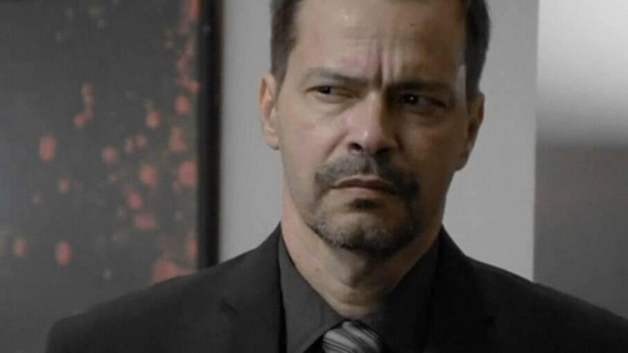 Heitor Martinez: ator está no CTI da Clínica São Vicente, na Gávea