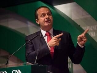 POLITICA - Eduardo Campos e Marina Silva participam do Encontro dos Presidenciáveis com a Confederação Nacional da Agricultura (CNA) em Brasília....FOTO:PSB/DIVULGACAO - 06.08.2014