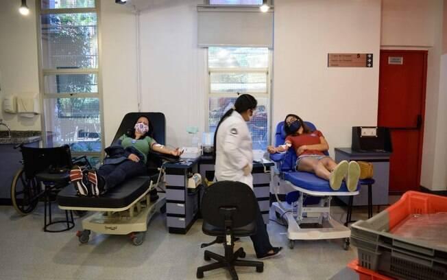 Volume de doações no Hemocentro Unicamp teve redução de 30%.