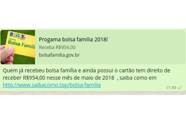 151278953 Golpe difundido pelo WhatsApp já atingiu pelo menos 600 mil brasileiros,  confira