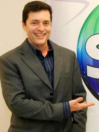 Tiago Santiago, hoje no SBT, já escreveu novelas na Globo e na Record