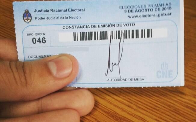 Eleições preliminares foram realizadas para saber quem vai concorrer à presidência da Argentina no mês de outubro