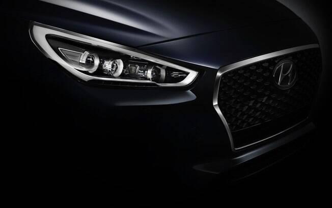 A nova grade, chamada de Cascata, estreia primeiro no Hyundai i30, antes de passar para o resto da linha da marca coreana.