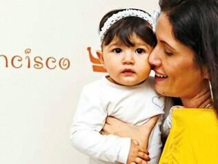 Dor. Um dia antes da data marcada para a cesariana de seu primeiro bebê, Letícia Murta soube que ele estava morto
