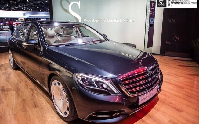 Os carros mais caros do Salão do Automóvel 2016
