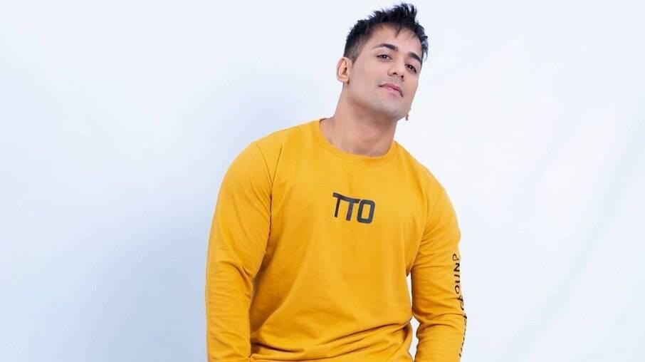 Tiago Piquilo, da dupla com Hugo