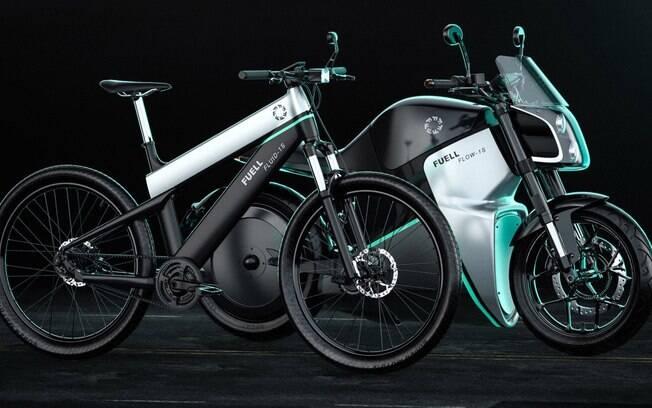 Bicicleta elétrica é outro lançamento, desta vez voltada a atender aos que procuram ainda mais versatilidade