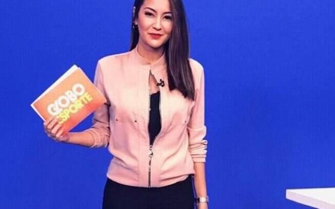 Karla Izume%2C apresentadora do Globo Esporte de Goiás