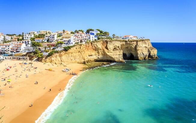 Algarve é uma região desconhecida por uma grande parte dos turistas.