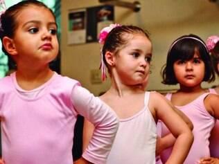 Academia  investe em atividades mais tradicionais, como o balé