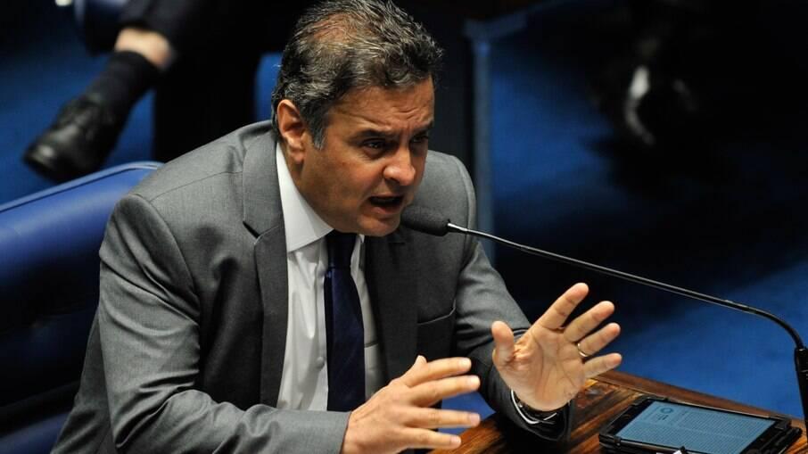 Deputado Aécio Neves (PSDB)