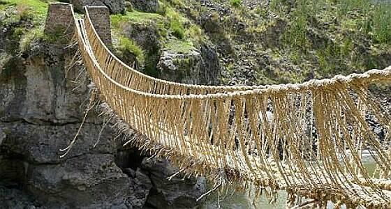 Veja as dez pontes mais assustadoras do mundo