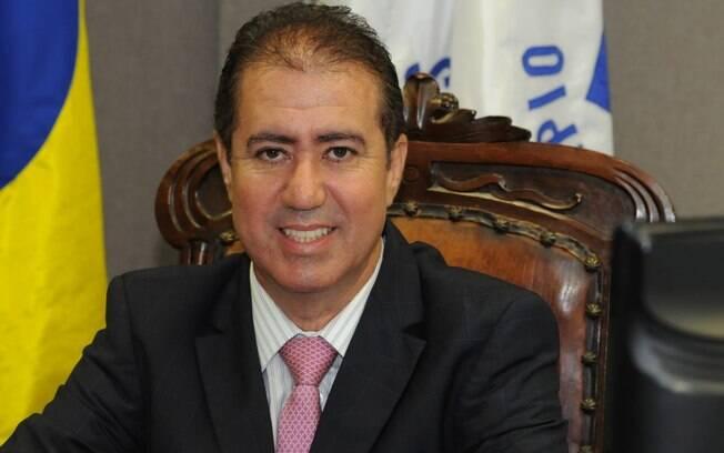 Jonas Donizette, prefeito de Campinas e presidente da Frente Nacional dos Prefeitos