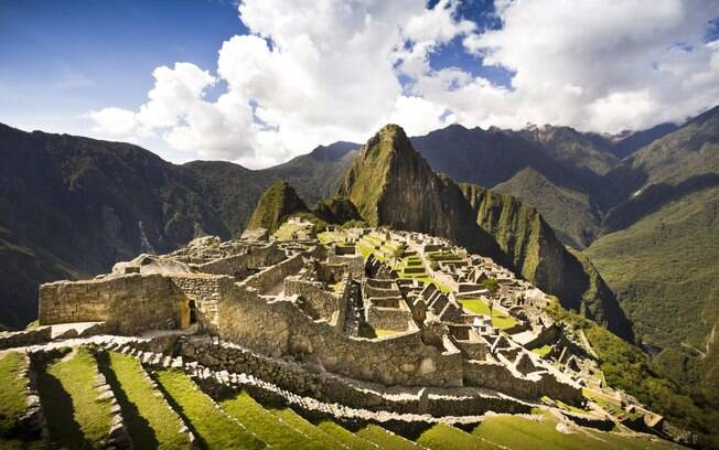 Machu Picchu e seu maravilhoso sítio arqueológico